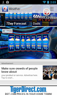 WSVN - 7 News Miami - screenshot thumbnail