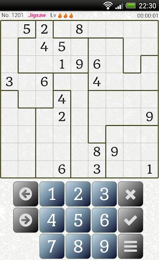Extreme Difficult Sudoku 2500 1.2.2 Windows u7528 8