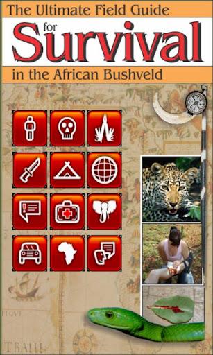 免費書籍App|Ultimate Survival Africa|阿達玩APP