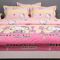 Hello Kitty Bedroom Design icon