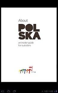 About Polska- screenshot thumbnail