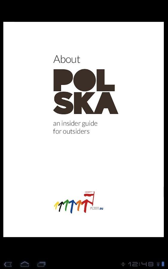 About Polska- screenshot