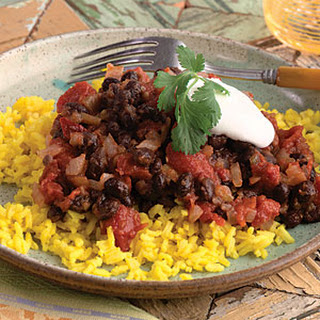 Chipotle Black Beans And Rice