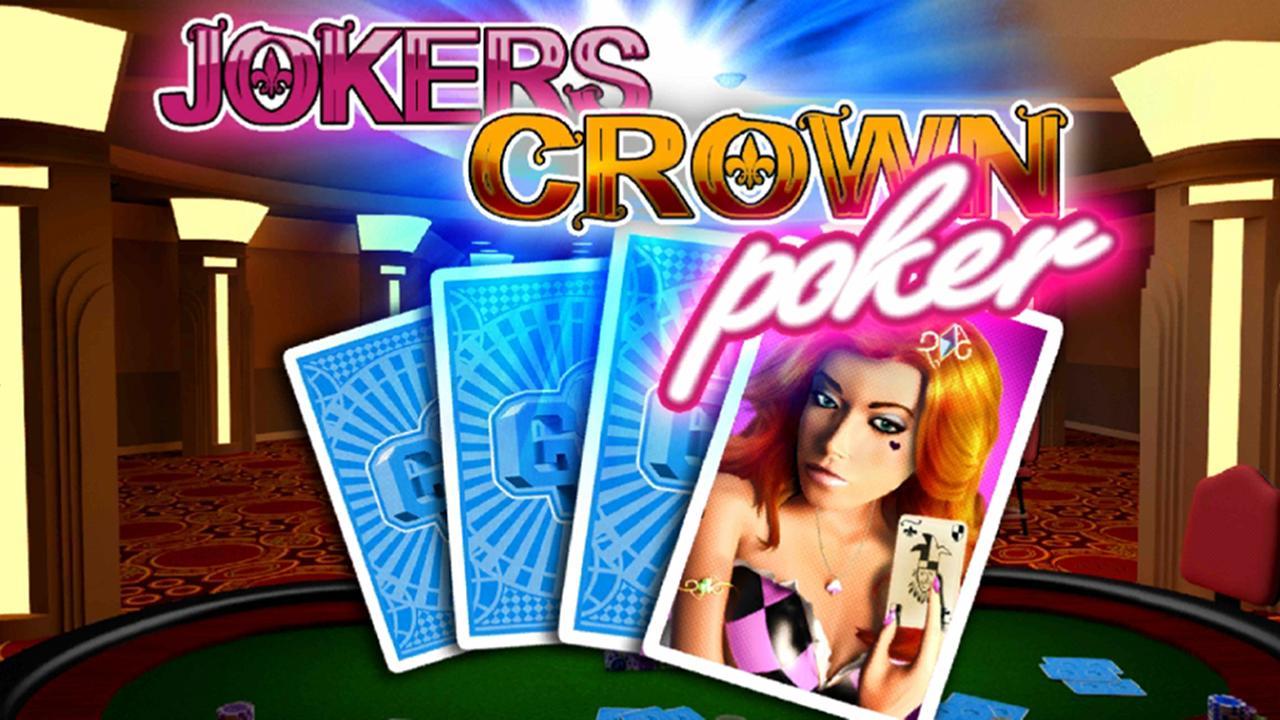 Joker's Crown Video Poker- screenshot
