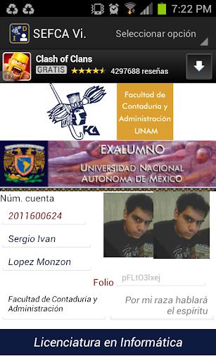 SEFCA Virtual ID