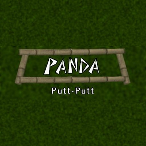 Panda Putt Putt Mini Golf
