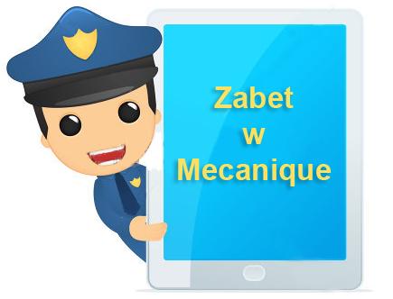 Zabet w Mecanique - screenshot