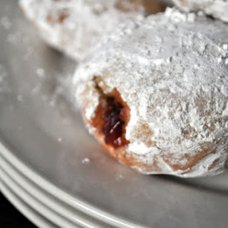 Vegan Sufganiyot (Jelly Doughnuts) Recipe