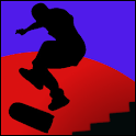Pro Skater Theme Skateboard icon