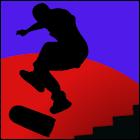 Pro Skater Theme Skateboard icon
