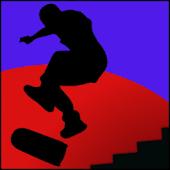 Pro Skater Theme Skateboard