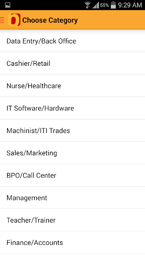Better Jobs Search