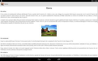 Screenshot of TOrino