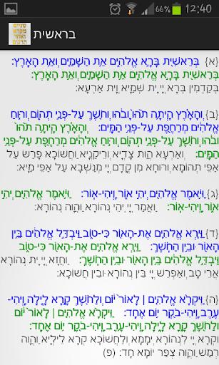 שניים מקרא ואחד תרגום