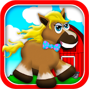 Pretty Pony Dress Up Salon