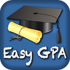 Easy GPA Calculator & Manager icon