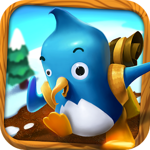Penguin Run for PC and MAC