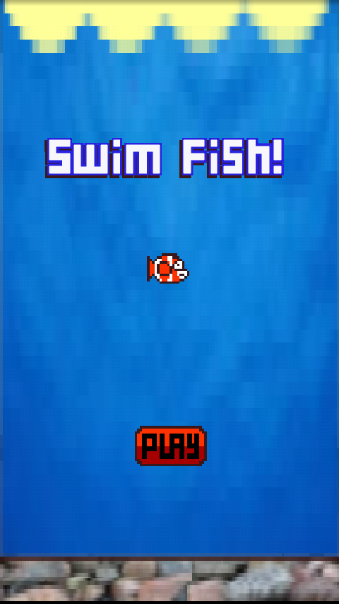 Swim Fish - screenshot