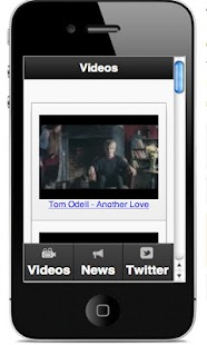 Tom Odell - screenshot thumbnail
