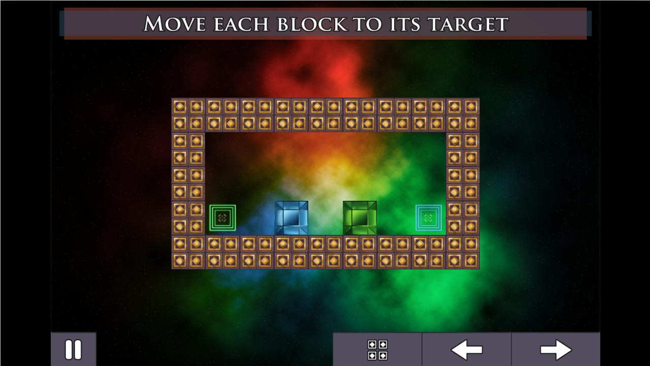 Blockage - screenshot