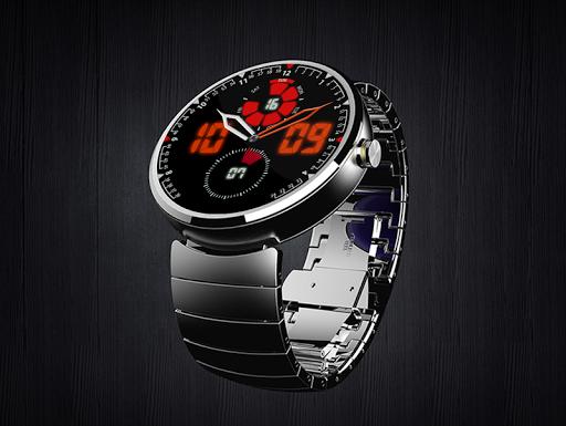 無料工具AppのA36 WatchFace for Moto 360|記事Game