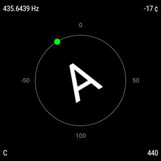 TunePiece Wear Tuner Metronome