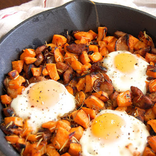 Breakfast Sweet Potato Hash