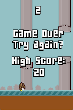 Flappy Derulo apk screenshot