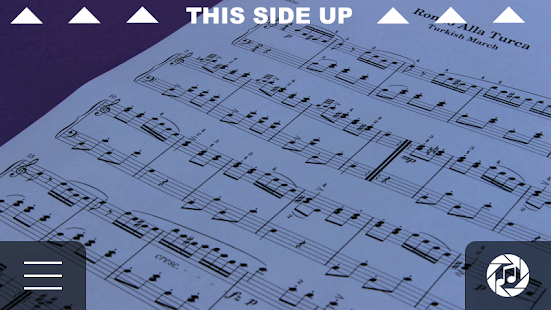 iSeeNotes - sheet music OCR!- screenshot thumbnail