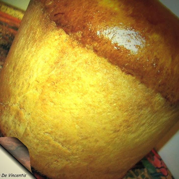 Savory Panettone Cake