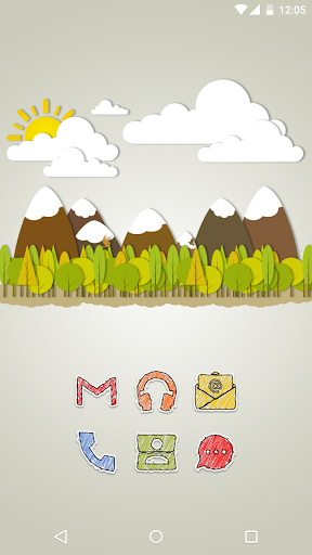 Diddly - Icon Pack