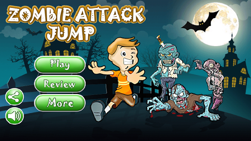 Zombie Attack Jump