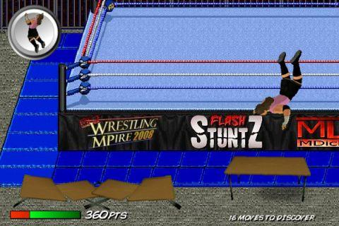 Flash StuntZ (Wrestling) - screenshot