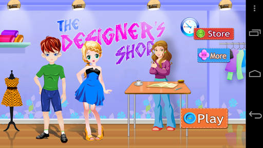 Kids Dressup and Design