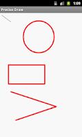 Screenshot of Precise Draw