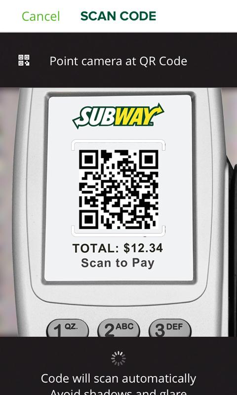 SUBWAY®- screenshot