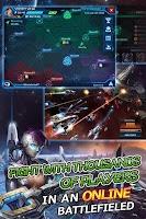 Screenshot of Galaxy Legend: the Guardians