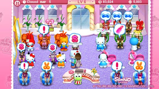 Hello Kitty Seasons - screenshot thumbnail