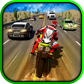 Download City Moto Racer 3D APK to PC
