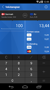 Nordfyns Banks Mobilbank - screenshot thumbnail