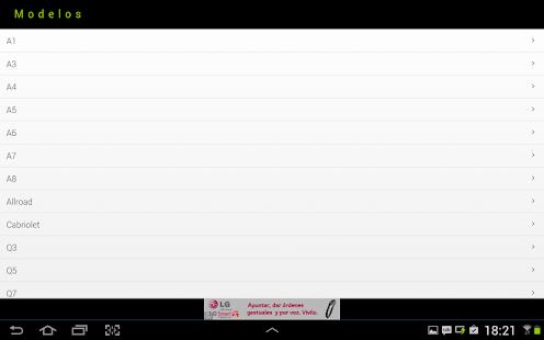 AutoPrecio screenshot