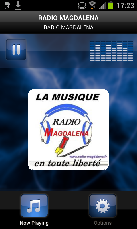 RADIO MAGDALENA- screenshot