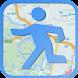 散歩アプリ