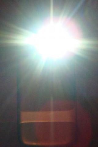 Lockscreen Flashlight Lamp