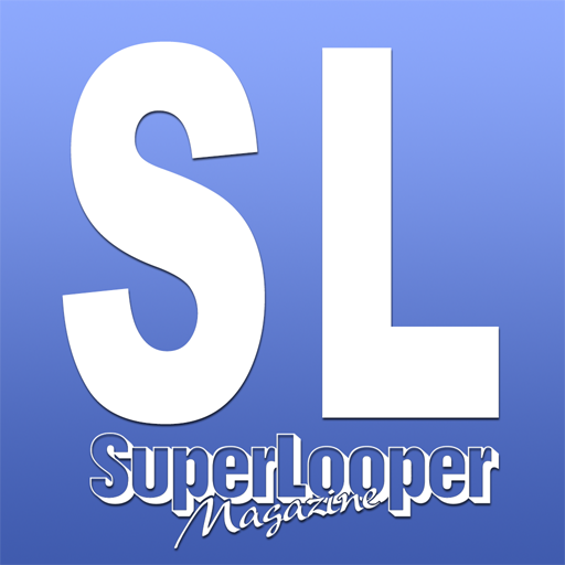 SuperLooper LOGO-APP點子