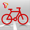 T map bike icon