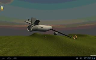 Screenshot of Flight Simulator FREE
