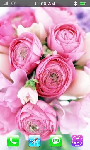 Peony Nice Flowers LWP