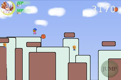 Run! Run! Sheep Girl Lite- screenshot