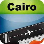 Cairo Airport+Flight Tracker